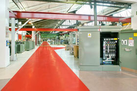Resin Flooring for manufacturing